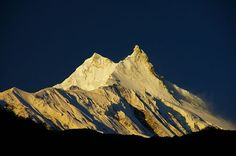 Manaslu-Manaslu is another one of the highest mountains in Nepal located in Mansiri Himal along with the Himalayas