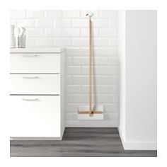 IKEA - ANVÄNDBAR, Dustpan and broom, The dustpan is foldable to save space when not in use.The loop at the end is handy for hanging on the wall and keeping close at hand. Simple House, Clean House, Shopping Ikea, Bali, Ikea Us, Affordable Furniture, Ikea Furniture, Ikea Hack, Space Saving