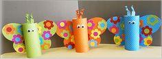 Schoolwiz - Hoe maak je een vlinder