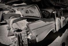 1957 Chevrolet print
