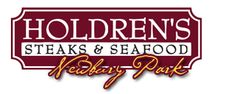 Holdren's Steaks & Seafood on Newbury Road - great rib eye steak and scallops...steak bites are a great appetizer too Like us on Facebook! www.betancourtrealtygroup.com