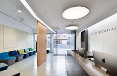 Dental Clinic by Padilla Nicás Arquitectos, Las Palmas – Spain » Retail Design Blog