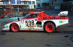 The works Lancia Stratos Turbo Gr 5 at the Giro D'Italia 1976 Gt Cars, Indy Cars, Race Cars, Michelin Star, Alfa Romeo, Monte Carlo, Photo Forum, Classic European Cars, Muscle Cars