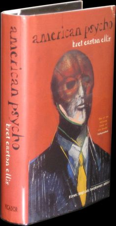 American Psycho | Bret Easton ELLIS | First UK edition | Bloody Rare Books