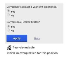 Knowing how to speak United States is very important indeed...