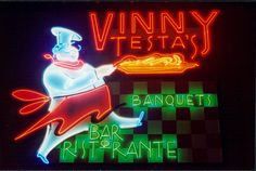 Vinny Testa's, Dedham, Massachusetts. 2001.  photo by Steve Golse.