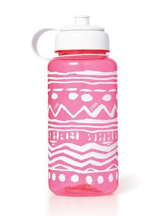 PINK Water Bottle #VictoriasSecret http://www.victoriassecret.com/pink/pink-the-beach/water-bottle-pink?ProductID=111551=OLS?cm_mmc=pinterest-_-product-_-x-_-x