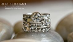 Unique Engagement Rings Lookbook | Brilliant Earth