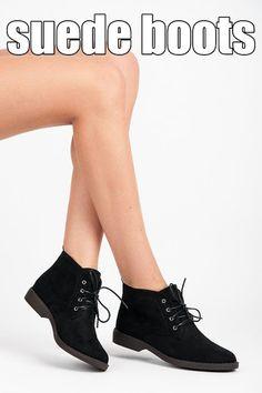 semišové boty Klasické dámské boty vyrobené z vysoce kvalitního ekologické  semiše. šněrování umožňuje nastavit pro 3648795f65c