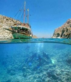 The Secret Greece is a cultural portal showcasing articles for Greece, suggesting destinations, gastronomy, history, experiences and many more. Greece in all Greece Islands, Beautiful Places To Travel, Summer Is Here, Greek Life, Travel Goals, Greece Travel, Science And Nature, Wonders Of The World, Places To See