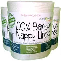 Bamboo Liners x 3000 sheet Max Pack