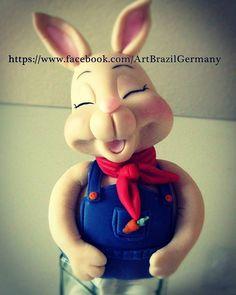 https://www.facebook.com/ArtBrazilGermany #easter #ostern #ostern2017  #pascoa  #páscoa #pascua #coelho #coniglio #kaninchen  #osternhase #bunny #bunny🐰 #basteln  #handmade #handarbeit #potinhos #instacraft #instacrafts #instabasteln #handmade #handarbeit #basteln #modellieren #porcelanafria #kaltporzellan #porcelanafredda #coldporcelain #biscuit