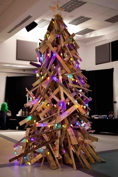 What Wood Jesus Do? from Elevate Life Church in Jacksonville, FL | Church Stage Design Ideas