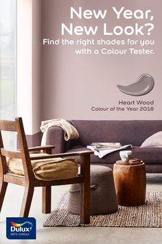 Try a new colour in your living room in 2018 for only £1.67 (Free P&P)