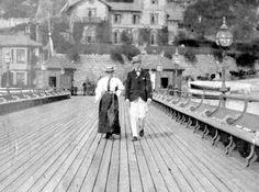 victorian photos   Victorian Life/A Walk on the Pier