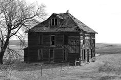 Abandoned Homestead by aribix, via Flickr