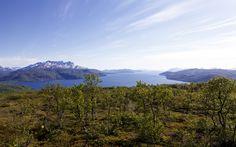 Solbergfjorden.