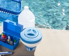 Cheap Pool Service how to remove iron from pool water, quick and cheap:) enjoy! +
