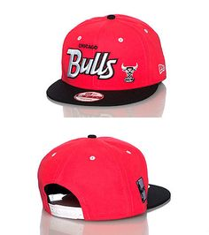 8117e865dc15a NEW ERA CHICAGO BULLS SNAPBACK CAP-SugHAW13 Chicago Bulls