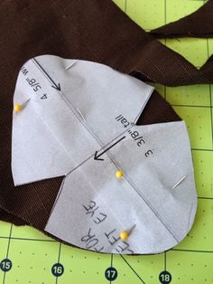 Phanessa's Crafts: DIY eye patch for glasses