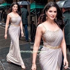 Sunny Leone in Kamaali Couture Saree Sunny Leone Photographs UNIFORM SAREE PHOTO GALLERY  | SATISHSILKMILLS.COM  #EDUCRATSWEB 2020-06-12 satishsilkmills.com https://www.satishsilkmills.com/imgsmall/medium2/Purple-Paisley-Printed-Crepe-Silk-Uniform-Saree-UV4-4011.JPG