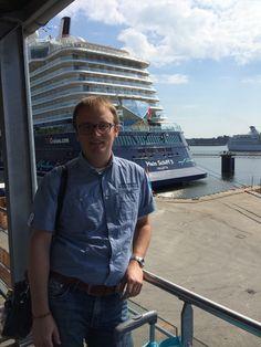 Mein Schiff 3 in Kiel