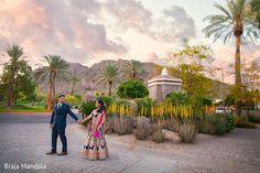 Scottsdale, AZ Indian Wedding by Braja Mandala Photography