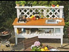 home acssesories – home ideen Indoor Garden, Outdoor Gardens, Home And Garden, Backyard Kitchen, Hobbies To Try, Diy Projects For Beginners, Diy Chicken Coop, Outdoor Living, Outdoor Decor