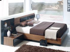 97 best modern beds images modern beds modern bedroom furniture rh pinterest com modern style bedroom ideas modern style bedding
