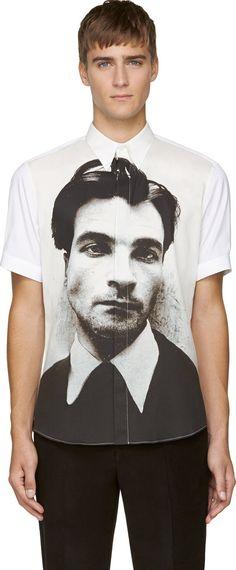 Alexander McQueen - Lucian Freud Shirt