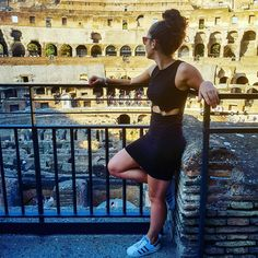The Colosseum is just impressive. You've heard and read so many stories and than you are there and you know all that had happened here. Just unbelievable. Bodycon Dress, Memories, Shit Happens, City, Pretty, Travel, Dresses, Fashion, Gowns