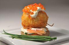 salmon eggs x egg fried