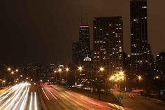 Lake Shore Drive, Chicago.