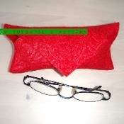 Eyeglasses Felt Pouch Tutorial