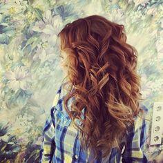 Локоны кудри объем красота красивые волосы мастер по прическам прически ирина поплавская hair muah mua стиль мода 2015