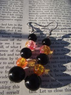 Buy met at https://www.etsy.com/listing/172723354/shh-i-rave-on-weekends-dangles?ref=related-2