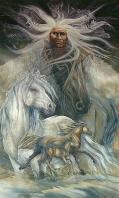 Native American Spirit Art