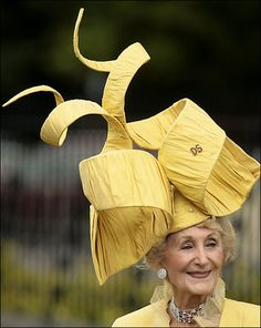 """September 15th is Make a Hat Day. I'd like to change it to """"Crazy Hat Day"""". What do yo think?"""