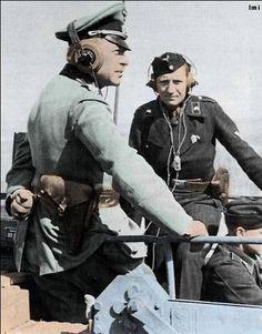 Heinz Wilhelm Guderian - creator of the Panzer Blitzkrieg division of the German Wehrmacht in World War II, a descendant of Prussia's Armenians