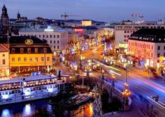 Looking forward to a weekend getaway starting tomorrow to Gothenburg, Sweden- a favorite city destination in Sweden.  Attending annual square dance SNCC Swedish National Challenge Convention in Lerum just outside the city (March 29, 2012).