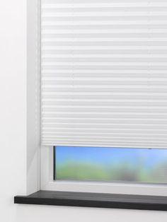 Jysk Plisségardin YASMINA  80x210cm hvid 165,-