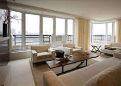 38 Best Living Rooms With Large Windows Images Room