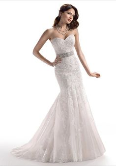 Maggie Sottero Ascher Mermaid Wedding Dress