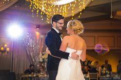 Groom smiles at bride during first dance  #Michiganwedding #Chicagowedding #MikeStaffProductions #wedding #reception #weddingphotography #weddingdj #weddingvideography #wedding #photos #wedding #pictures #ideas #planning #DJ #photography