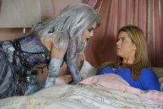 What is Mona up to? Don't miss the #PLLChristmAs Special Tuesday, December 9 at 8pm/7c on ABC Family!