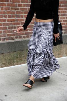 NYFW Street Style: Back to School Fashion: Man Repeller waysify