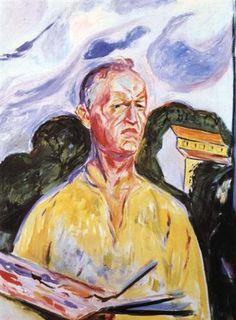 Self-Portrait at Ekely - Edvard Munch ۩۞۩۞۩۞۩۞۩۞۩۞۩۞۩۞۩ Gaby Féerie créateur de bijoux à thèmes en modèle unique ; sa.boutique.➜ http://www.alittlemarket.com/boutique/gaby_feerie-132444.html ۩۞۩۞۩۞۩۞۩۞۩۞۩۞۩۞۩