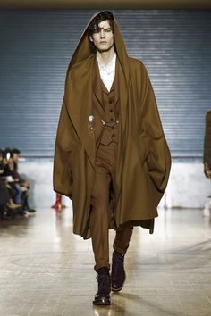 Vivienne Westwood Menswear Fall Winter 2017 London