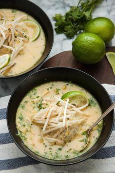Vietnamese Chicken Noodle Soup | TheCornerKitchenBlog.com #recipe #soup