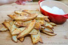 Фото к рецепту: Хрустящие картофельные дольки